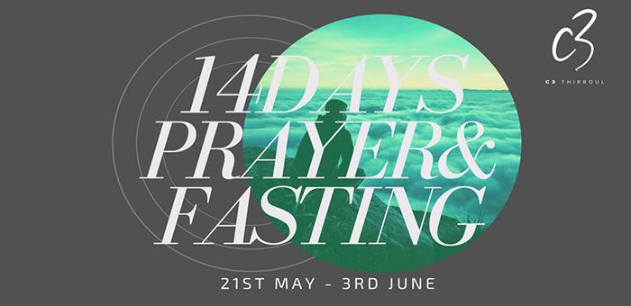 14 days Prayer-and-Fasting